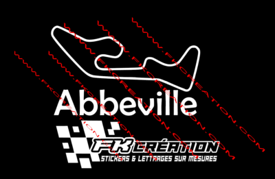 Sticker Abbeville