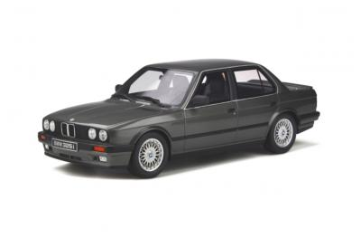 OT819 1/18 BMW E30 325I MKI Sedan 1988 Dolphin Grey ottomobile