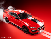 FORD MUSTANG GT500 FAST TRACK - RACING RED - 2020 Solido 1/18