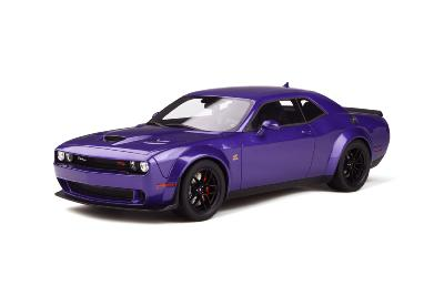 GT248 1/18 Dodge Challenger R/T Scat Pack Widebody 2019 1/18 Gt Spirit