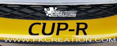 Sticker CUP-R Lame F1 Mégane RS