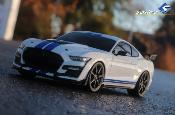 FORD MUSTANG GT500 FAST TRACK - OXFORD WHITE - 2020 Solido 1/18
