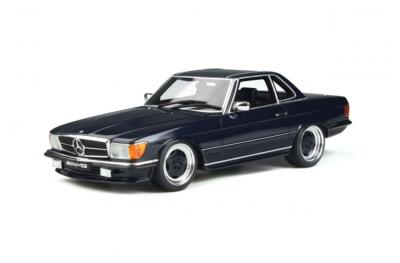 OT342 1/18 Mercedes-Benz 560 AMG R107 1979 Midnight Blue ottomobile