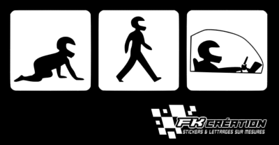 Sticker evolution pilote