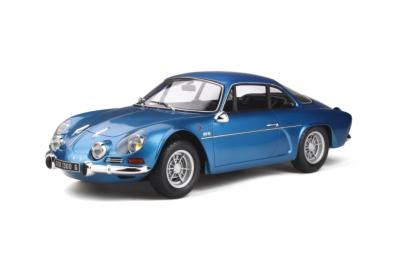 G047 ALPINE A110 1300 G BLEU ALPINE METALLISE 1971 Ottomobile 1/12